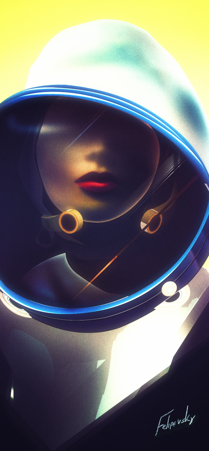 Futuristic Illustrations - Felipevsky