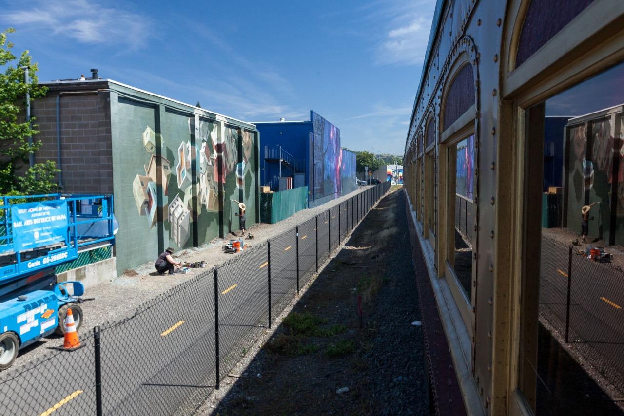 Streets: Cinta Vidal \/ RAD Napa Project