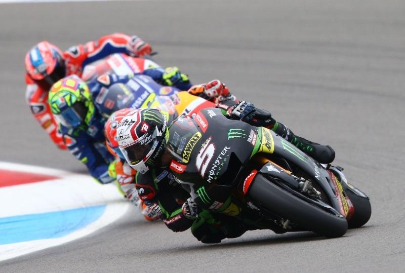 Эвре Пончараль: Yamaha, Honda, Ducati на одном уровне