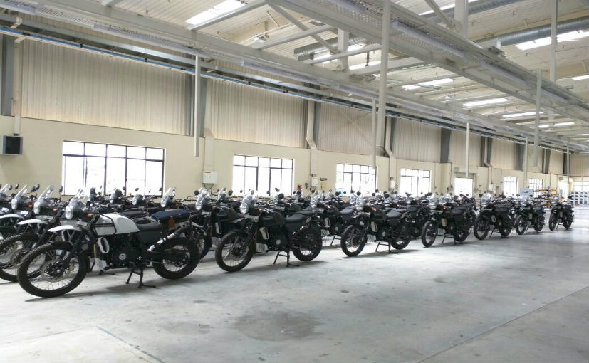 Компания Royal Enfield запустила новый завод