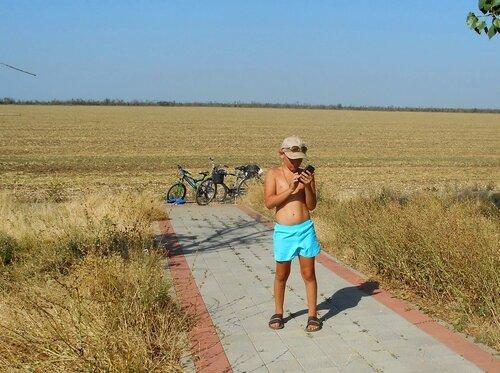 Турист с телефоном ... DSCN4032 - 01.JPG