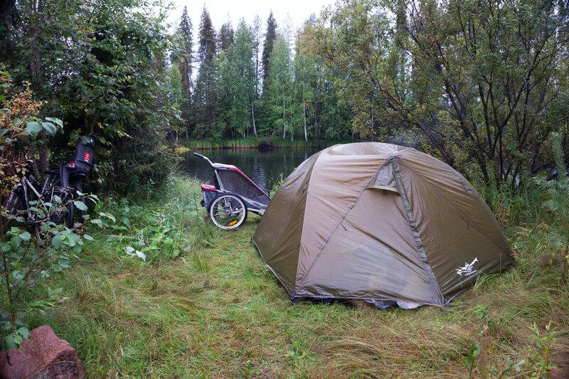 палатка снаряжение cetus 3