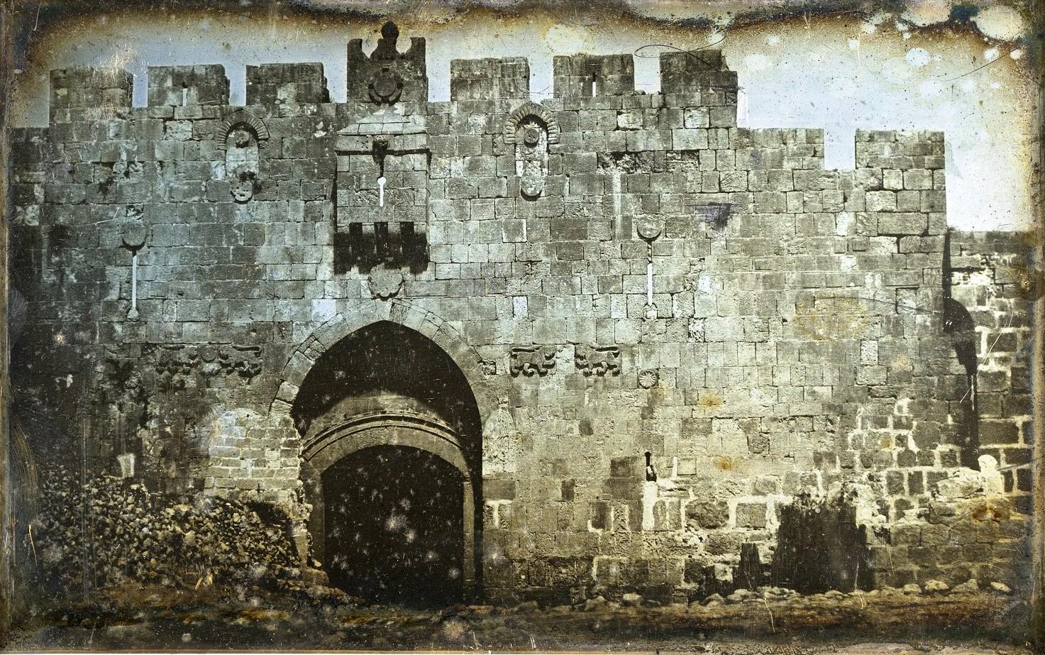 Иерусалим. Львиные ворота