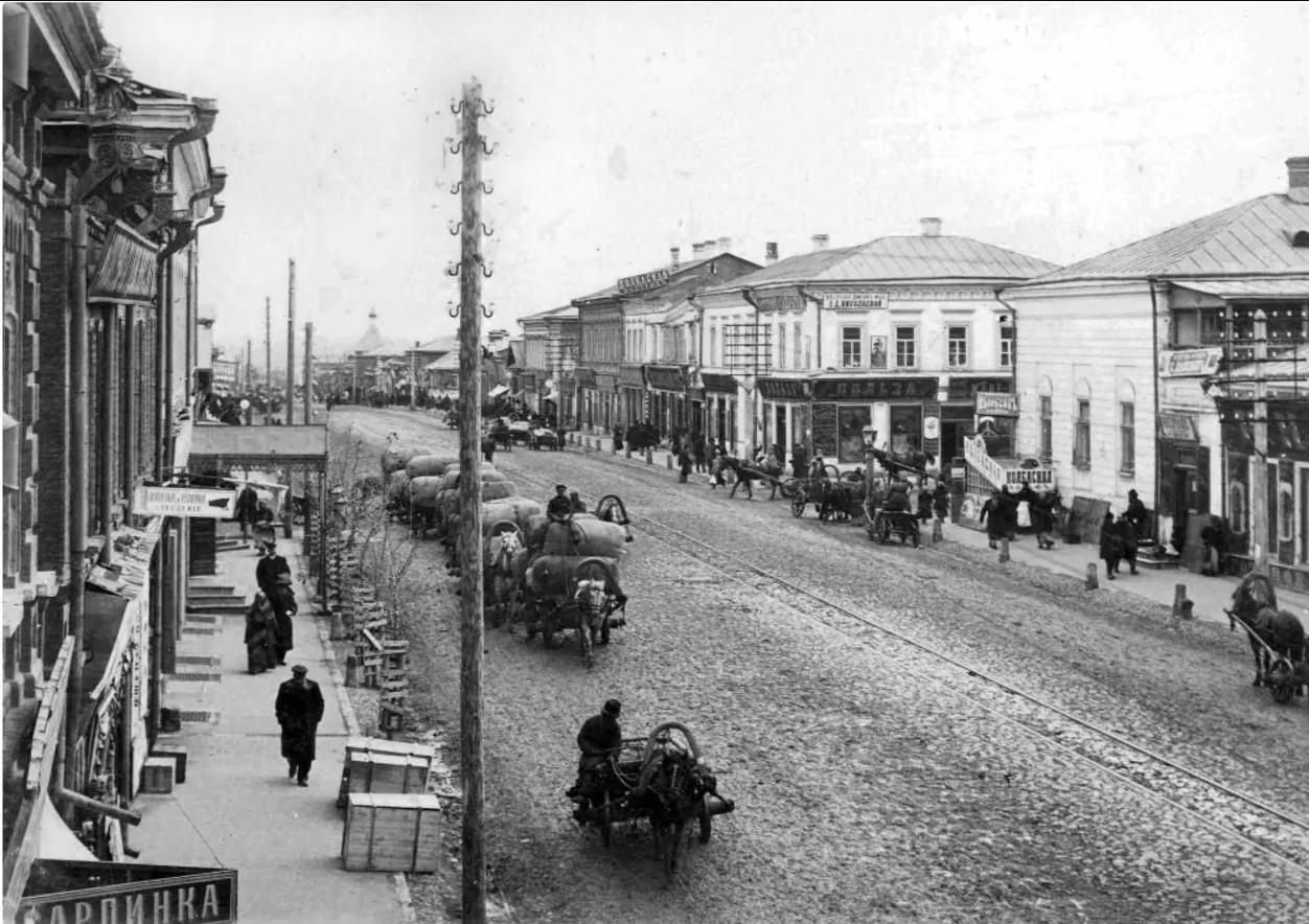 Панская улица
