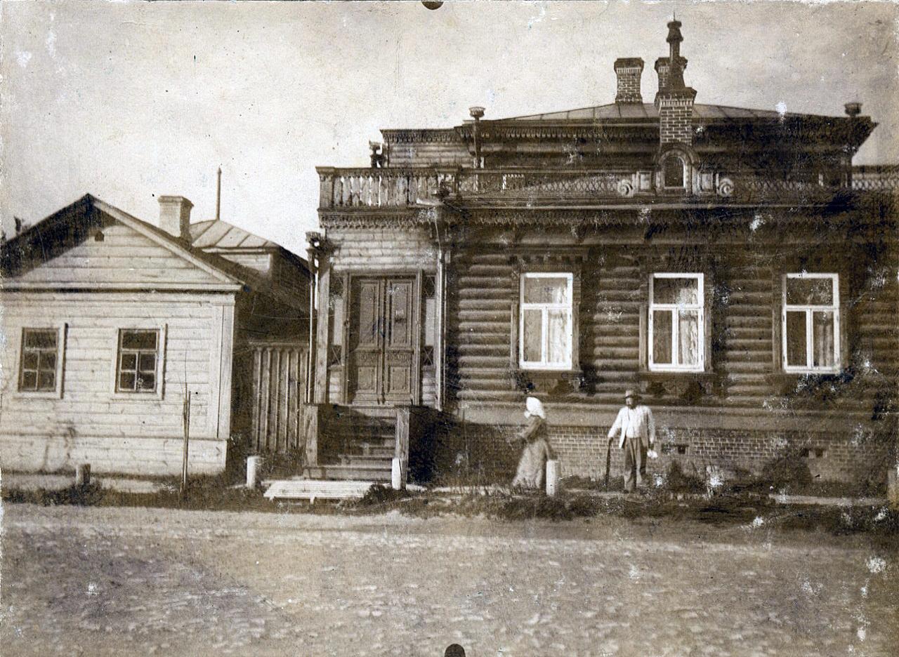Дом Муратовой