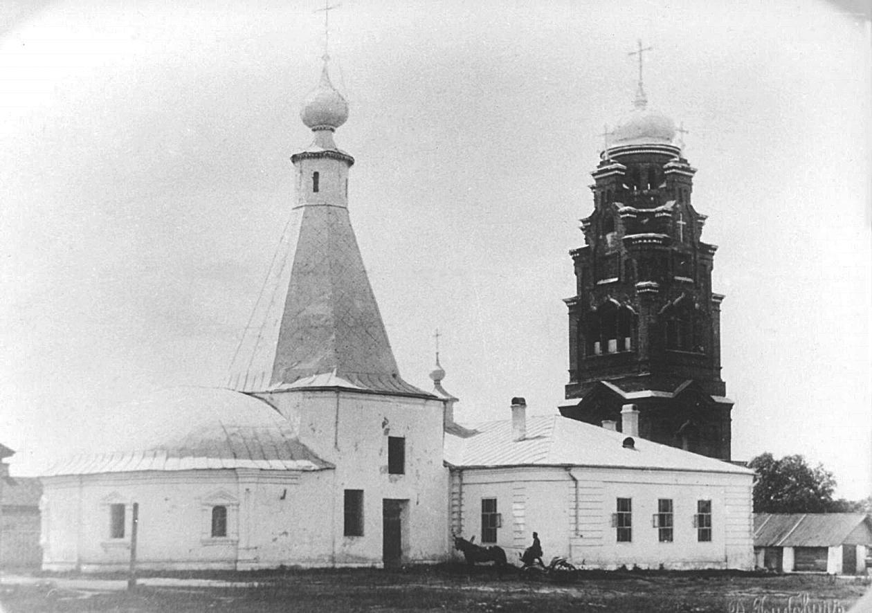 Николовысоковская церковь