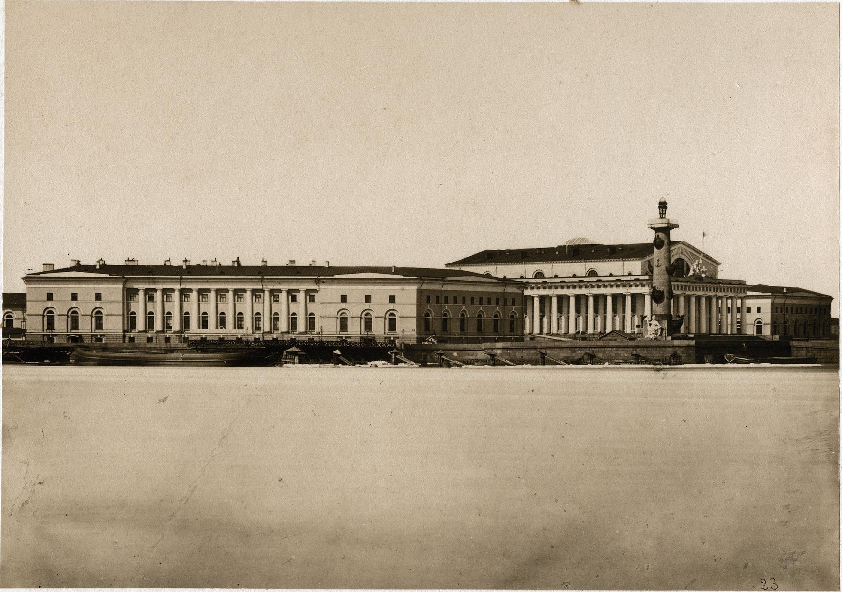 1862. Биржа