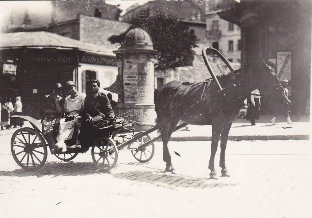 1920. На Большой Морской