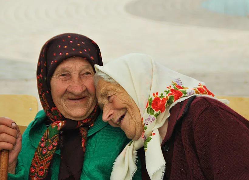Кто любит старух