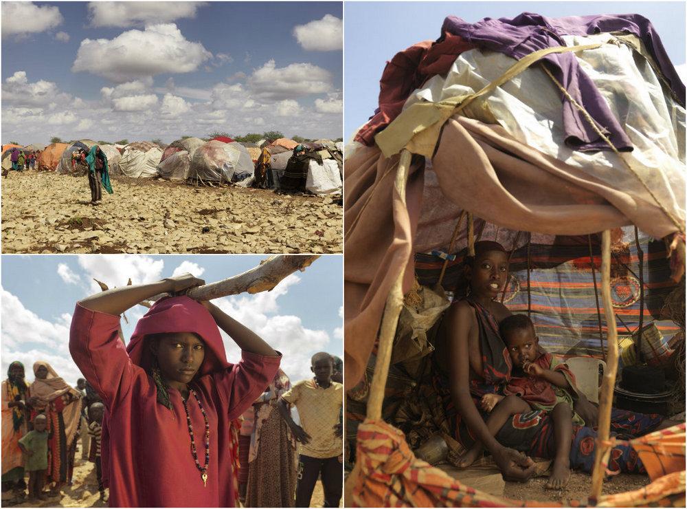 Надежды нет: сильнейшая засуха в Сомали