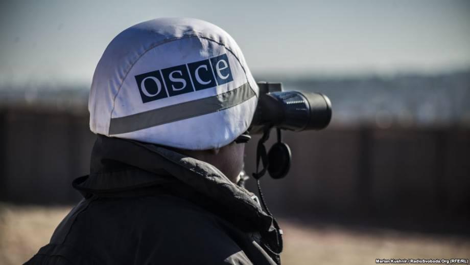 Наблюдатели ОБСЕ покинули блокпост боевиков, не попав в Новоазовска – миссия