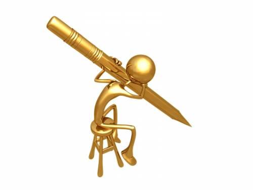 Открытки. Международный День солидарности журналистов. С ручкой на плече