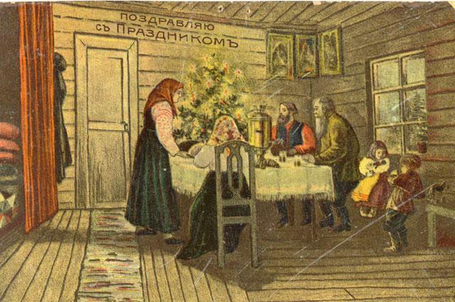 День трезвости в России. Новый год стречали с чаем