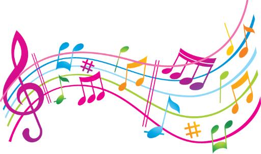 Открытки. День музыки. Полет музыки