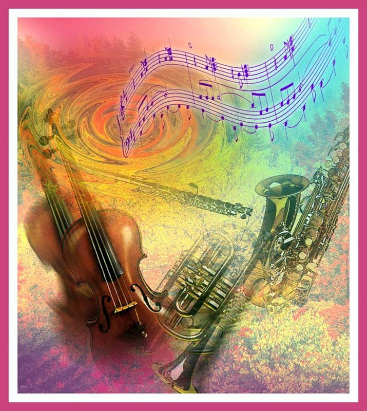 Создание музыкальной поздравительной открытки