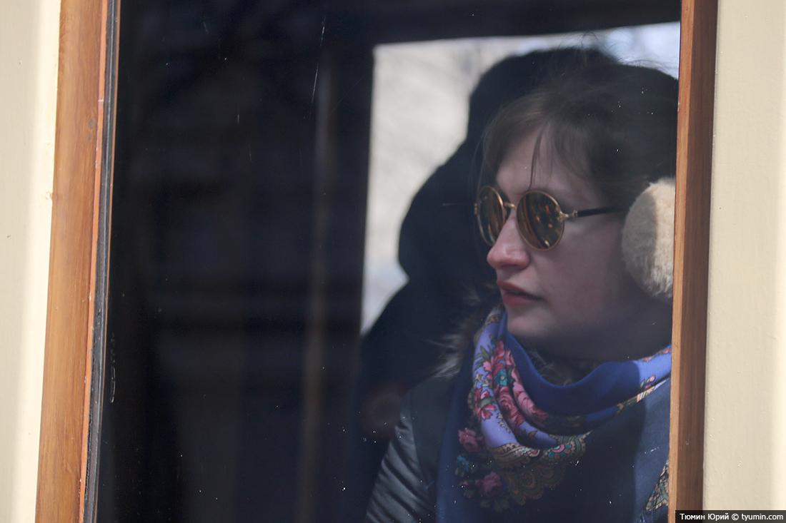 Журналист и путешественник Юрий Тюмин поделился с экологами репортажем о параде трамваев в Москве  - фото 25