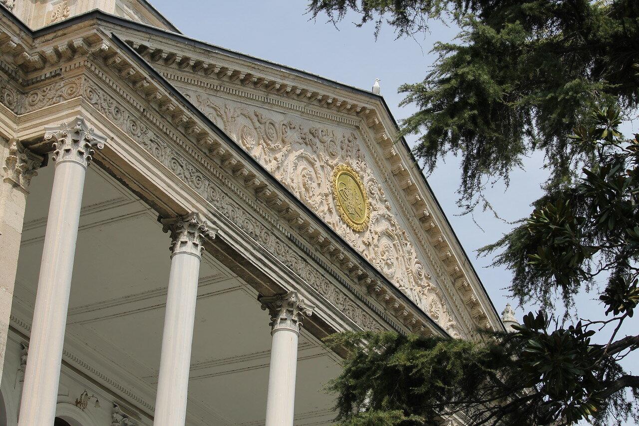 Стамбул, Дворец Долмабахче. Гарем (Harem)
