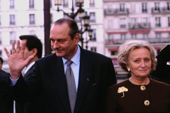 Бернадетт Ширак Бернадетт Ширак, жена бывшего президента Франции Жака Ширака, несомненно, заслуживае