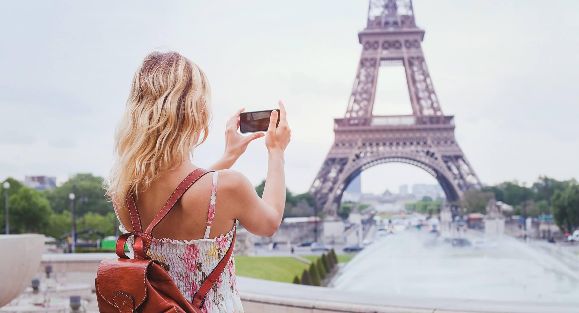 Обзорная экскурсия по Парижу (1 фото)
