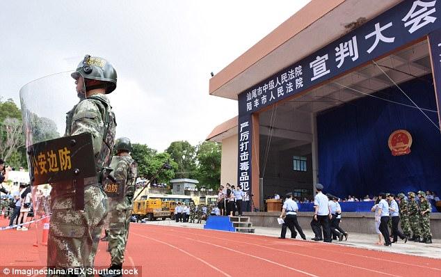 Провинция Гуандун — крупнейший производитель метамфетамина в Китае. «Китаю следует прекратить вынесе