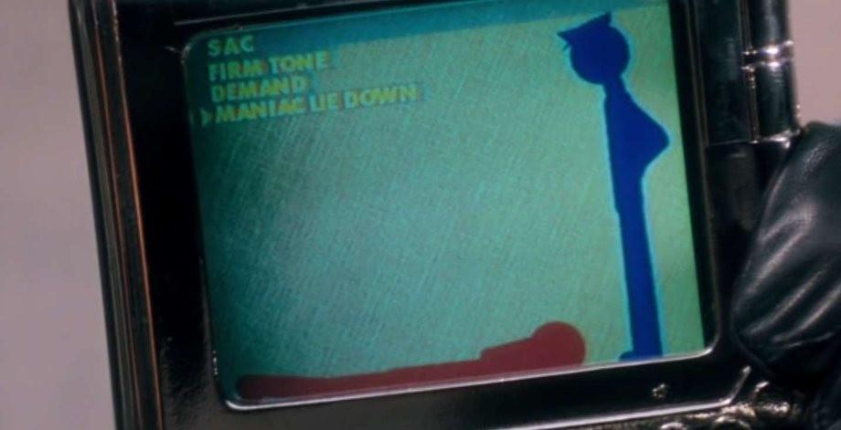 27. В том же «Разрушителе» полицейские крупным планом показали нам карманные компьютеры (КПК) или пл