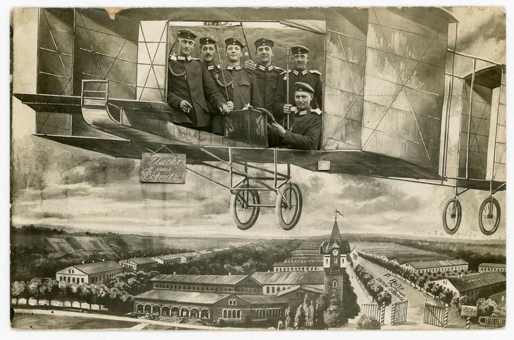 1912-1914 гг. «Рейс из Деберица». Берлин, Германия.
