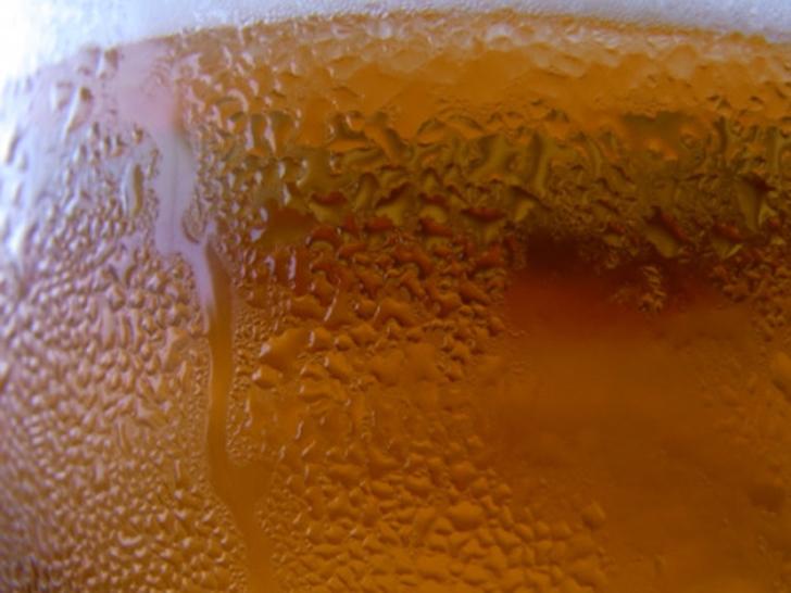 Напитки в рекламе всегда хорошо охлажденные.