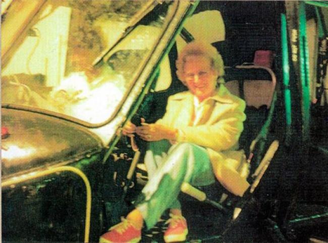 © spr.ac.uk     Это фото было сделано в1987 году натерритории базы Воздушных си
