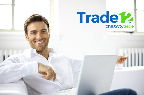 Мой выбор — международная брокерская компания Trade12 (1 фото)
