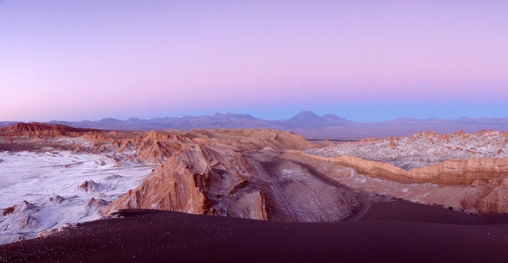 © mariusz kluzniak/flickr      Лунная долина находится водном изсамых засушливы