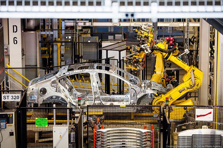 Как собирают автомобили Opel (39 фото)