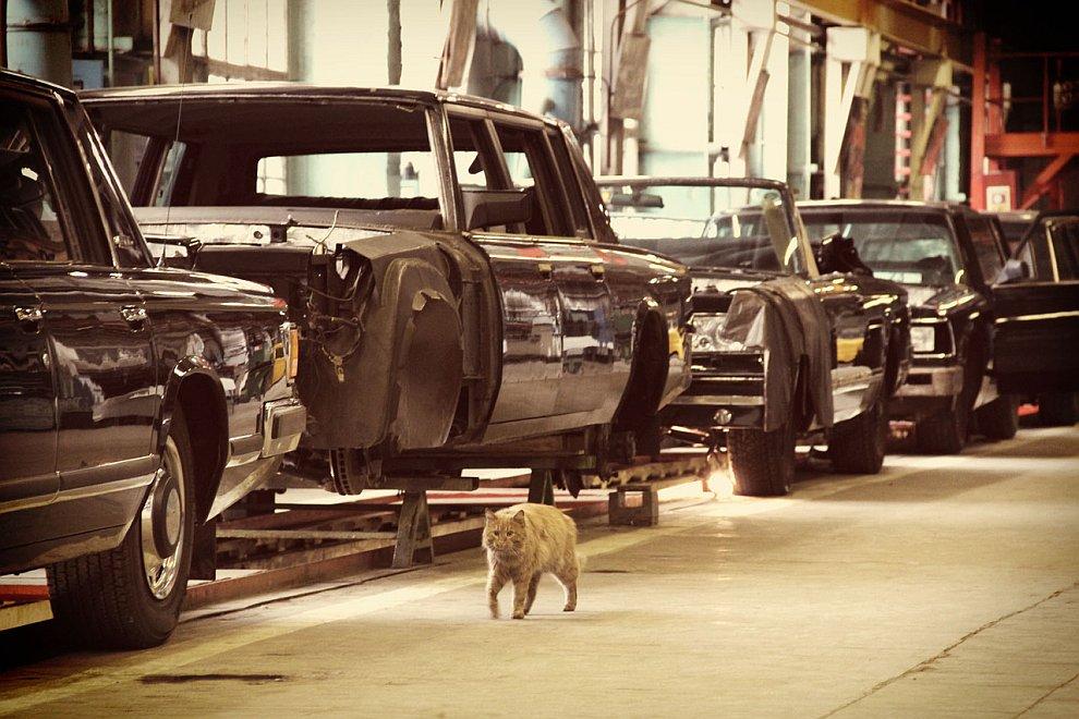 Для сравнения посмотрите, как производят автомобили мировые лидеры .  Понравилась статья?