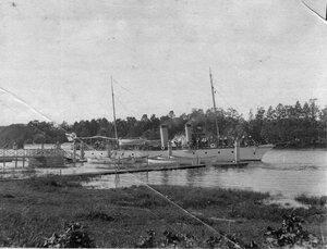Яхта Рогнеда (собственность Цур-Гозен)