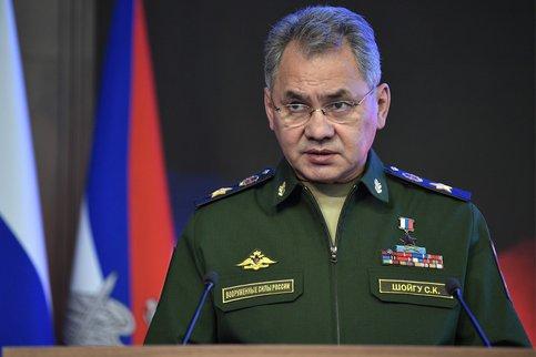 Шойгу назвал удар поавиабазе Шайрат угрозой русским военнослужащим