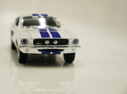 Kinsmart Shelby GT500