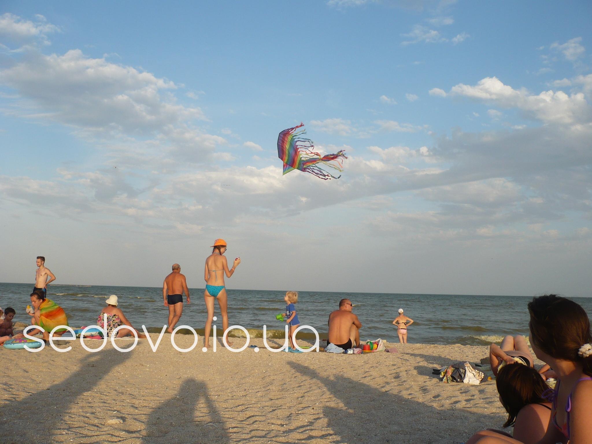 Седово пляж на Косе фотографии отзывы