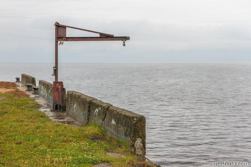 Старый подъемник, Липин Бор, Белое озеро