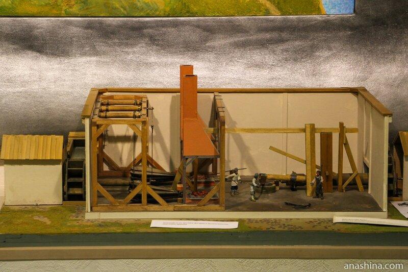 Цех Петровского завода, Музей промышленной истории Петрозаводска