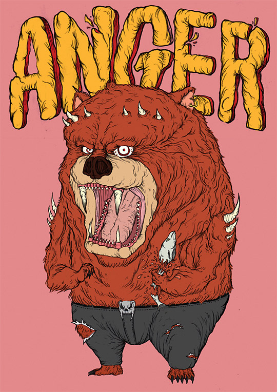 Monster Illustrations