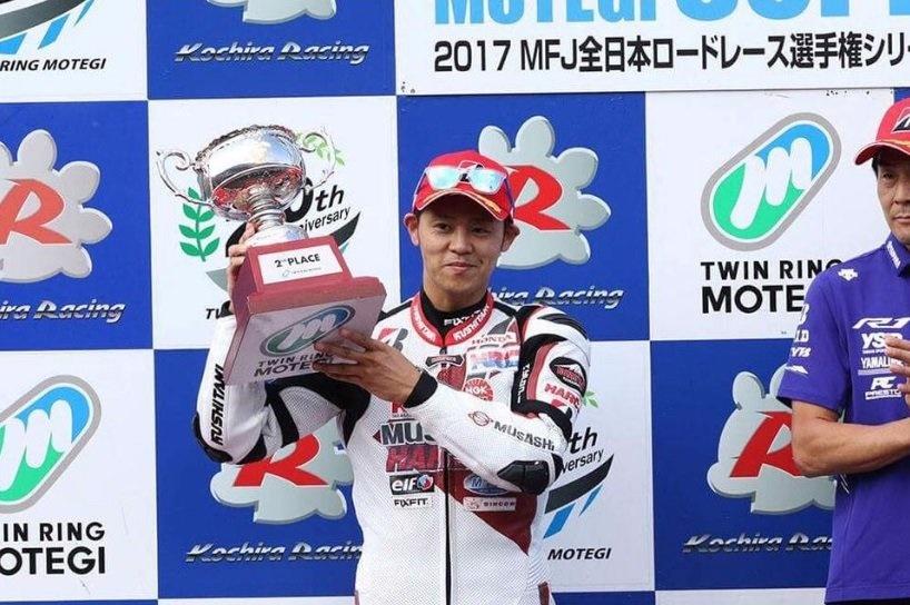 Такуми Такахаси поможет команде Red Bull Honda в Портимао и Хересе