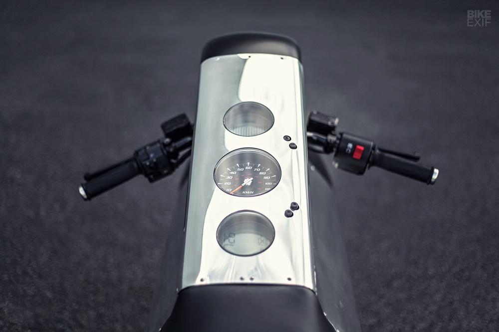 Shiny Hammer: электрический кастом Vectrix VX-1 Hope