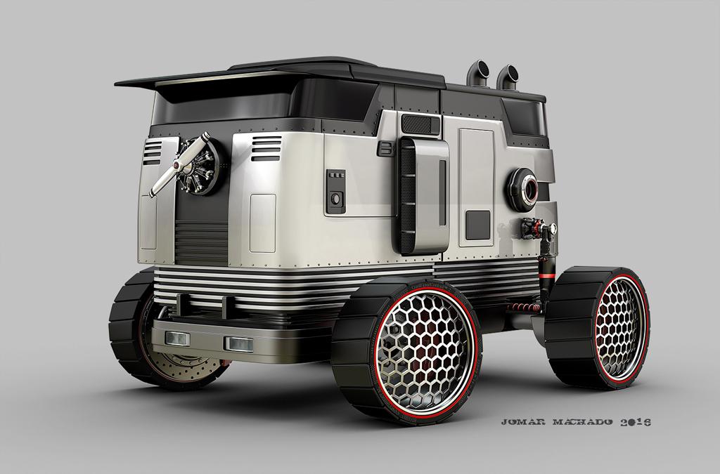 巴西Zhomar Moshado汽车的后现代主义 - 欢乐岛5 - 欢乐岛5