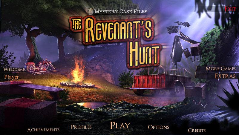 Mystery Case Files: The Revenants Hunt