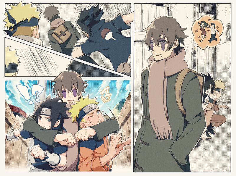 665) Naruto - Arts by トレ (Tore) / Pixiv Id 44544