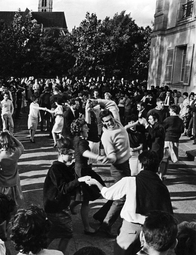 1961. День Бастилии