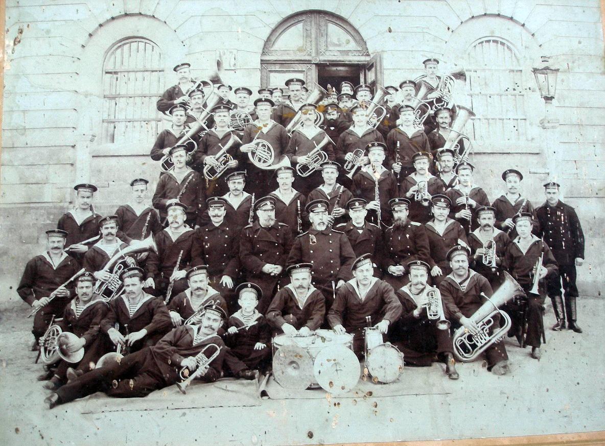 Сводный оркестр моряков
