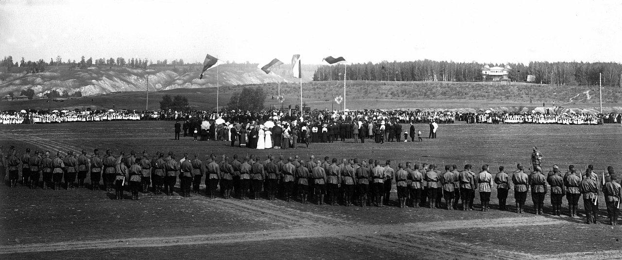2-й батальон 194-ого пехотного Троицко-Сергиевского полка