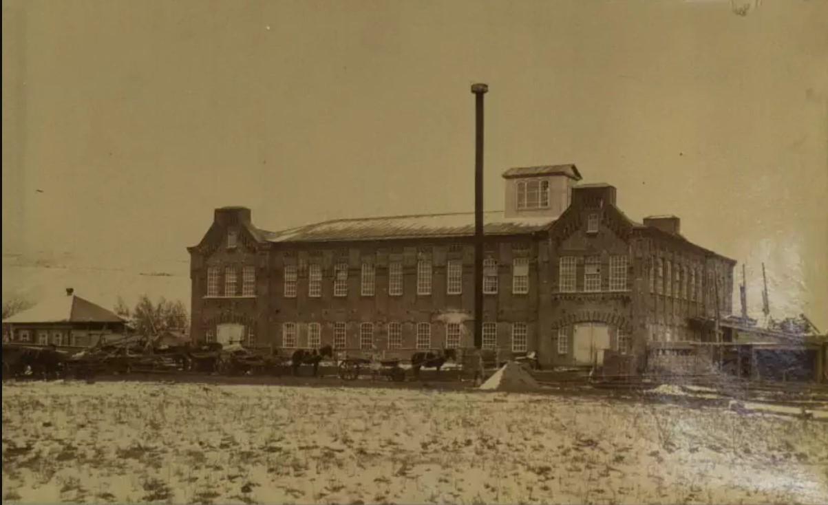 Фабрика Рукавицына и Грохотова