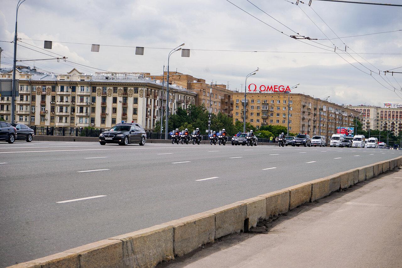 Товарищь Си едет в Кремль