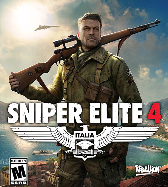 Sniper Elite 4 - Deluxe Edition (2017/RUS/ENG/MULTi9/Full/RIP by xatab)